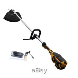 48-Volt Lithium 3 in 1 Multi-Tool Pole/Hedge Trimmer & Chainsaw 4 AH