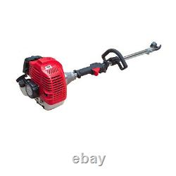 5in1 52cc Petrol Hedge Trimmer Chainsaw Brush Cutter Pole Saw Multifunction Tool