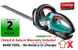 BARE TOOL Bosch AdvancedCUT 36 Hedgecutter 060084A106 3165140884075