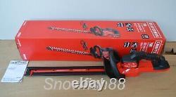 Bare Tool Craftsman V60 60V Cordless 24 Sawblade Hedge Trimmer No Battery