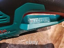 Bosch AHS 55-20 LI 18v Hedgecutter, 550 mm blade length, 20 mm tooth. 2x2.5ah