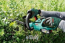 Bosch Cordless Hedge Trimmer AHS 50-20 LI 1 Battery, 18 V System, Stroke