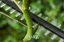Bosch Cordless Telescopic Hedge Trimmer UniversalHedgePole 18 1 Battery, 18