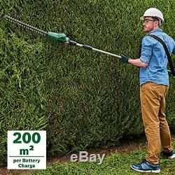 Bosch Cordless Telescopic Hedge Trimmer UniversalHedgePole 18 Without Battery