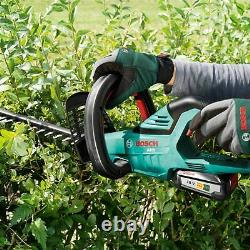 Bosch Universal Hedge Trimmer Bare Universal Tool Heavy Duty Achieve Clean Cut