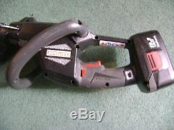 CRAFTSMAN 19.2V 22 HEDGE TRIMMER 315. CR2600, BARE TOOL. Very Clean