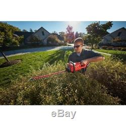 Cordless Hedge Trimmer 18 Volt Brushless Rechargeable Lithium-Ion Tool-Only New