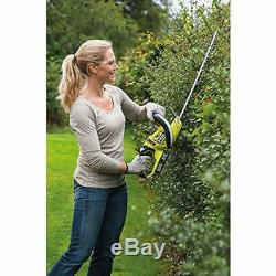 Cordless Hedge Trimmer Garden Trimmer Cutting Tool 55cm 18V Body Only NEW UK