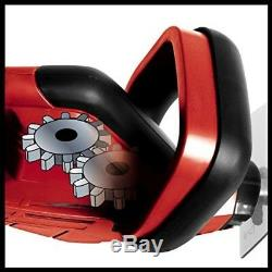 Cordless Hedge Trimmer With 46 cm Cutting Length Red Einhell Garden Power Tools