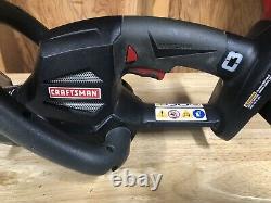 Craftsman C3 Hedge Trimmer Bare Tool Rare 315.2600
