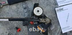 Craftsman Gas 27cc Trimmer Tool Set With Hedge 22 Trimmer & Edger Attachment