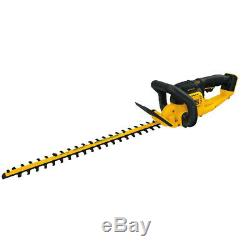 DEWALT 20V MAX Li-Ion Hedge Trimmer (Tool Only) DCHT820BR Reconditioned