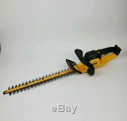 DEWALT 20-Volt MAX Lithium-Ion Cordless 22 Hedge Trimmer (Tool Only)