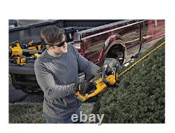 DEWALT 22 in. 20-Volt MAX Lithium-Ion Cordless Hedge Trimmer (Tool Only)