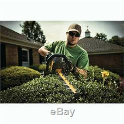 DEWALT 40V MAX Cordless Li-Ion 22 in. Hedge Trimmer (Tool Only) DCHT860BR Recon
