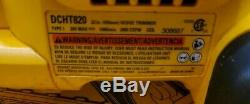 DEWALT DCHT820 20-Volt MAX Lithium-Ion Cordless 22 in. Hedge Trimmer (Tool Only)