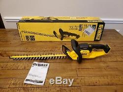 DEWALT DCHT820 22 in. 20V MAX Lithium-Ion Cordless Hedge Trimmer (Tool Only)