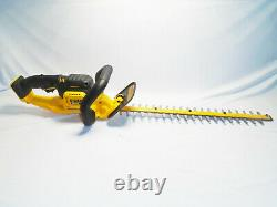 DEWALT DCHT820 22 in. 20V MAX Lithium-Ion Cordless Hedge Trimmer (Tool Only) NEW