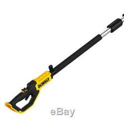 DEWALT DCPH820B 20V Max Pole Hedge Trimmer (Tool Only)