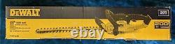 DeWALT DCHT820B 20V MAX Lithium Ion 22 Hedge Trimmer Tool-Only NEW