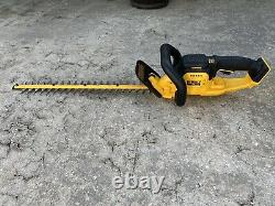 Dewalt 20v Max Hedge Trimmer 22 In Inch DCHT820 Tool Only