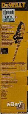 Dewalt 20v Max Li-Ion 22 In. Hedge Trimmer (Tool Only) DCHT820B New