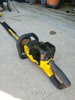Dewalt 40V 22 Electric Hedge Trimmer Clipper DCHT860 Bare tool
