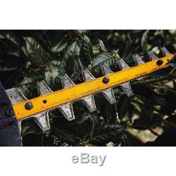 Dewalt 40V Max Li-Ion Telescoping Pole Hedge Trimmer DCHT895B (Tool Only) New