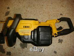 Dewalt 40v Dcht860 22 Hedge Trimmer Tool Cordless 40 Volt 4ah Battery & Charger