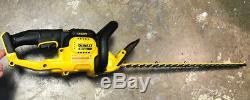 Dewalt DCHT820B 20v Max Li-Ion 22 In. Hedge Trimmer (Tool Only)(O)
