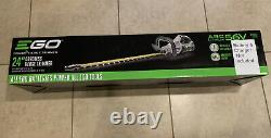 EGO 24 in. 56V Lithium-Ion Cordless Electric Brushless Hedge Trimmer (Tool Only)