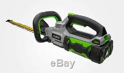 EGO Hedge Trimmer 24 in. 56-Volt Lithium-ion Cordless Brushless (Tool Only) NEW