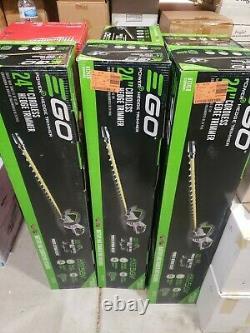 EGO POWER+ 56V 24 1 (TOOL ONLY) Brushless Motor Cordless Hedge TRIMMER