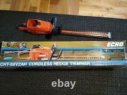 Echo Hedge Trimmer Electric Cordless 58 V Bare Tool ONLY