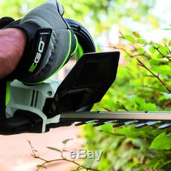 Ego 56v Battery Hedge Trimmer With 60cm Blade Ht2410e Tool Only