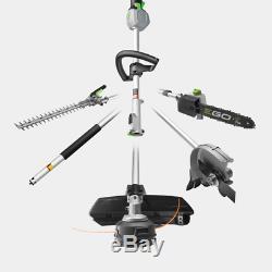 Ego 56v Cordless Hta2000s Multi-tool Hedge Trimmer (short)