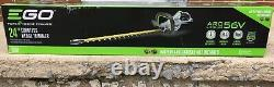 Ego HT2410 Cordless Brushless 24 Hedge Trimmer 56V Tool Only BRAND NEW