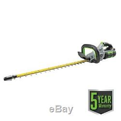 Garden Beautification Tool with Double Sided Blade Brushless Hedge Trimmer Kit