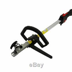 Garden Multi Tool Patio Hedge Trimmer Outdoor Lawn Grass Cutter Chainsaw Mower