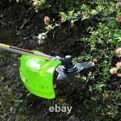Gardenjack Petrol 5 in 1 Multi Tool Strimmer Brushcutter Hedge Trimmer Chainsaw