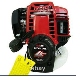 Gx35 Backpack 4-stroke cultivator tiller digging tool Brush cutter Weeder Cutter