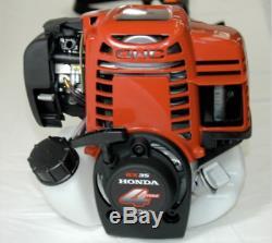 Gx35 brush cutter 4 in 1 lawn mower outdoor garden tool pruner hedge trimmer saw
