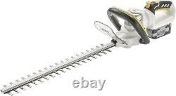 Hedge Trimmer 57cm Alpina Cordless Battery + Charger Included DIY Garden Tools