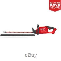 Hedge Trimmer Tool Only Brushless Cordless Hardened Steel Blades M18 FUEL 18V