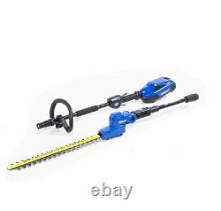 Kobalt 40V Max Cordless Pole Hedge Trimmer Tool Only
