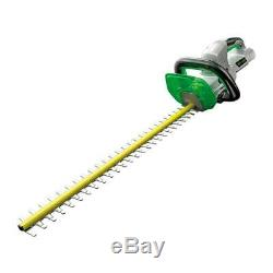Lithium-ion Cordless Hedge Trimmer Tool Only 56-volt Ego 24 in Cut Capacity