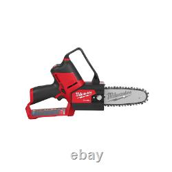 M12 FUEL 12-Volt Lithium-Ion Brushless Cordless 6 in. HATCHET Pruning Saw Tool