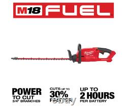 M18 18V Li Ion Power Tool Combo Cordless String Hedge Trimmer Blower Chainsaw