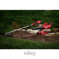 M18 Fuel 18-Volt Lithium-Ion Brushless Cordless Hedge Trimmer (Tool-Only)