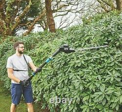 Mac Allister Pole Hedge Trimmer Corded Electric 50cm 550w 220-240v MHTP550P Tool